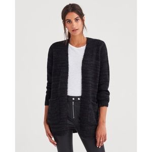 NWT 7 For All Mankind Cardigan Sweater